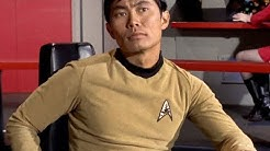 """WHY DIDN""""T WE GET THIS?! Unreleased Sulu Star Trek Series! Sci-Fi News and Updates"""