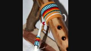 Native American Flute Music Spotted Eagle Dancing stick Flute Native American Flute Music
