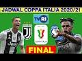 Jadwal Final Coppa Italia 2021 | Atalanta vs Juventus | Coppa italy 2021 Finals | Live Tvri