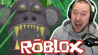 OMG!!! THIS IS IMPOSSIBLE!?!?! The Jungle (ROBLOX) Gameplay