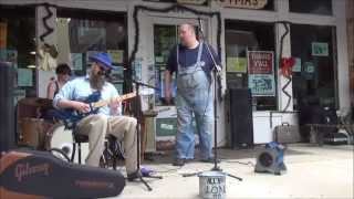 All Night Long Blues Band - Jitterbug Swing - Clarksdale Caravan Music Festival 2013