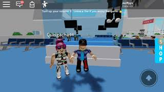I died flying on Roblox's plane
