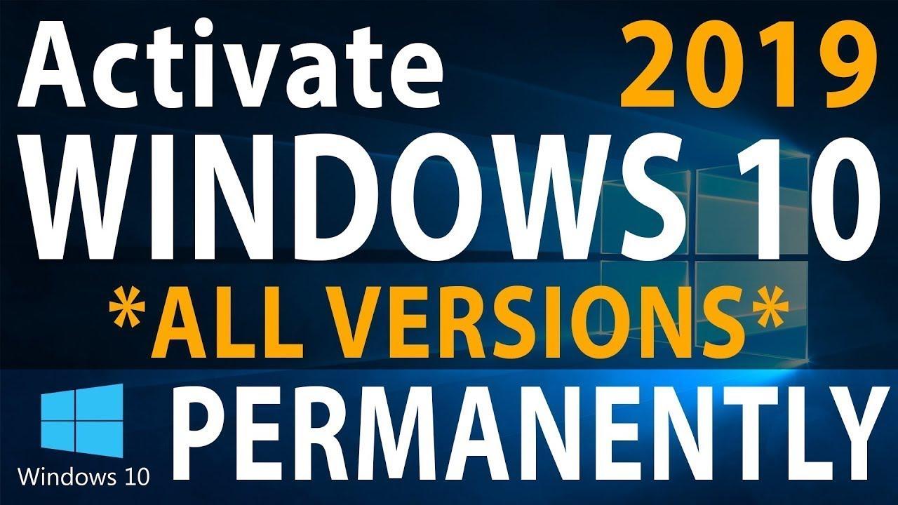 windows 10 activator youtube