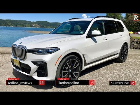 2019 BMW X7 xDrive50i – The Big, Bad, Bimmer?