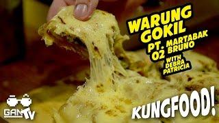 KUNGFOOD #18 WARGOK with @debrapatricia (Muara Karang) PART 2
