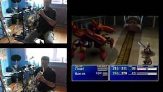 A French horn Tribute to Final Fantasy VII - Part 1 - by Marc Papeghin