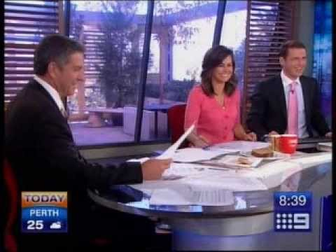 TODAY show funny bits 2. When Animals Attack!