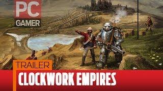 Clockwork Empires trailer