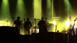 Fat Freddys Drop - Silver and Gold live in Ostroda 2012