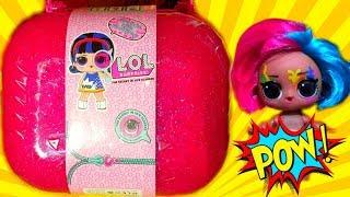 60 СЮРПРИЗОВ ОГРОМНЫЙ #ЛОЛ СЮРПРИЗ! NEW LOL BIGGER Surprise Dolls Blind Bags FAKE