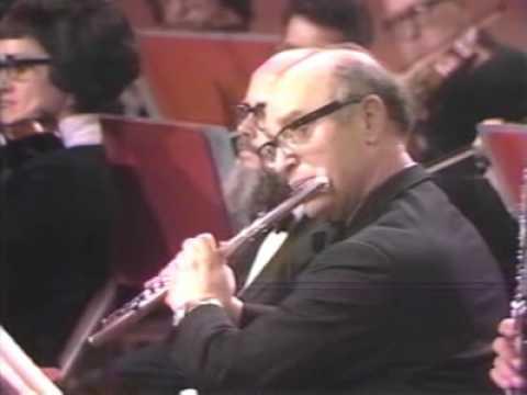 "Glenn Gould - Beethoven's ""Emperor"" Concerto 3/4"