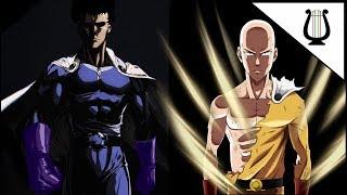 Clase S - Rango 1: El Poder de Blast!! El Heroe al Nivel de Saitama - One Punch man