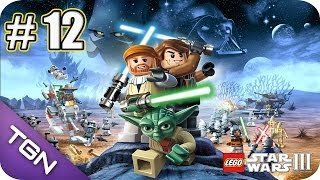 Baixar - Lego Star Wars 3 The Clone Wars Gameplay Español Capitulo 12 Hd 720p Grátis