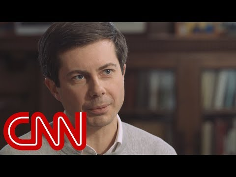 Pete Buttigieg hopes to make history in 2020 race