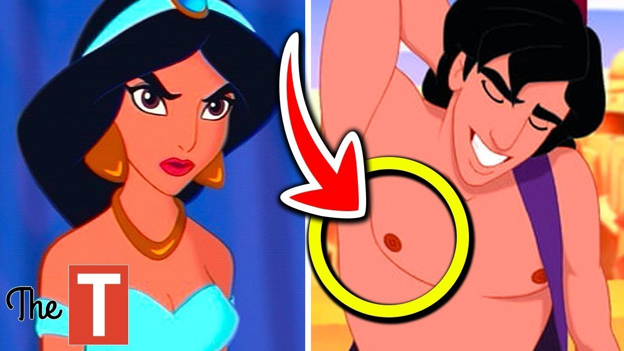 Download 10 Times Disney Made HUGE Mistakes