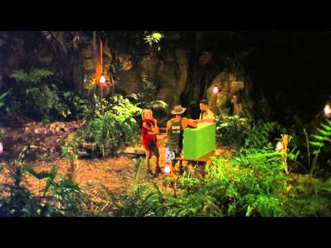 Ashley Teaches The Camp To Dance | I'm A Celebrity... Get Me Out Of Here!