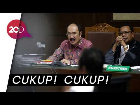 Saat Hakim Lerai Adu Mulut Fredrich dengan Jaksa KPK