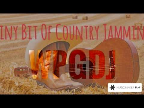 Bit O' Country Jammin {Music Maker Jam Demo}
