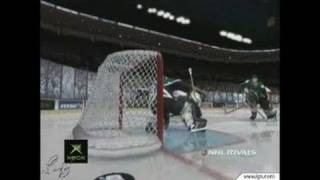 NHL Rivals 2004 Xbox Trailer - NHL Rivals Trailer