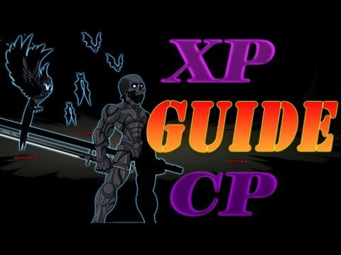 AQW - Best Places to Farm XP and Class Points - Mem and Non Mems