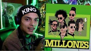 Millones - Arcangel X Jay Menez X El Alfa X Jon Z X Bryant Myers X Mozart La Para Reaccion