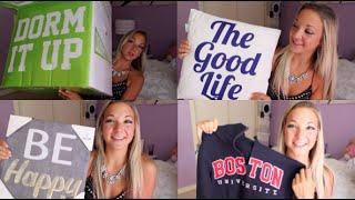 Dorm Room Haul 2015!♡ | Gretchenlovesbeauty
