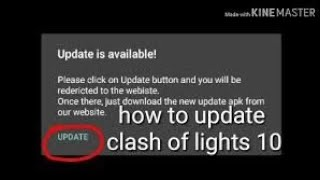 How to update Clash of clans light server in your Android mobile