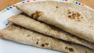 Oats Ruti    ওট্স দিয়ে বানানো স্বাস্থ্যকর রুটি    Oats Chapati    Weight Loss Tips With Oats Ruti Video