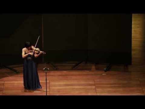 Jennifer Koh no 44º Festival de Inverno de Campos do Jordão
