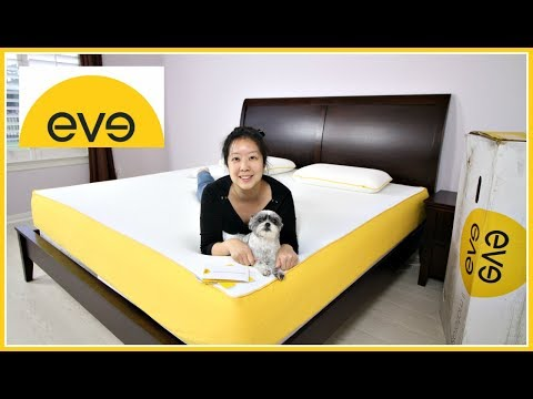 Eve Mattress Review - One of the Best Value Beds for 2017