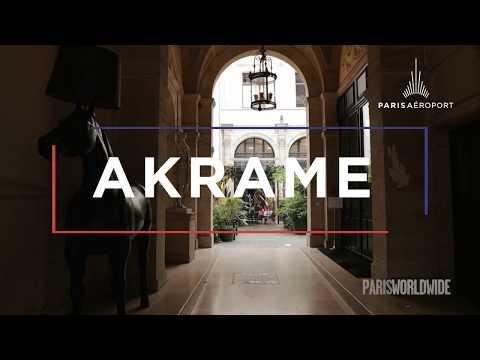Coup de cur Paris Worldwide : la terrasse d'Akrame