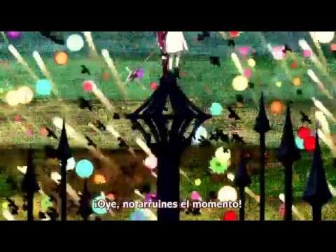 Mahou Shoujo Madoka Magica  The Rebellion Story  Kalafina Misterioso  Sub-Español