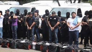 محاکمۀ قاچاقچیان پول نقد در نیکاراگوا