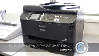 Get Connected: Epson WorkForce 4630 Review Part 1
