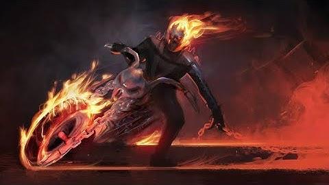 Ravan Ravan Hoon Main | Tribute To Ghost Rider | Mahakal Is Back | Attitude Version | By LGR