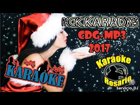 KARAOKE PISTAS GRATIS 2017/2018 | CDG+MP3