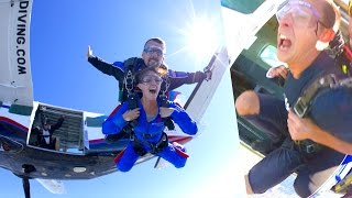 WE FINALLY JUMPED!!