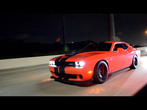 Twin Turbo Mustang vs Hellcat, and fast BMW M6 takes on the WORLD! INSANE STREET RACING!!!