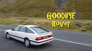 Goodbye Rover 820