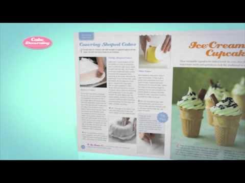 Basic Cake Decorating Techniques cake decorating - basic skills & decorating techniques - fondant