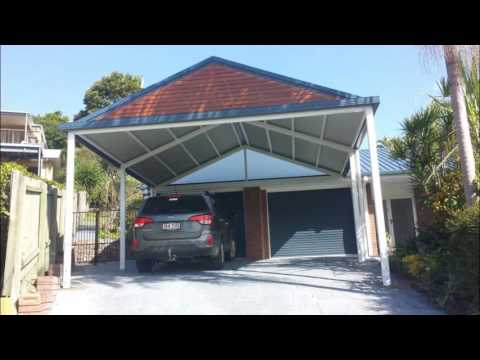 We 3D Design, Build and Install Carports around the Greater Brisbane