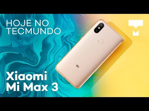 Xiaomi Mi Max 3, AirPower, Moto Z3 Play melhor e mais - Hoje no Tecmundo