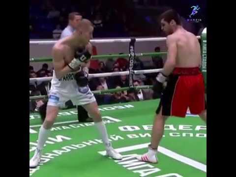Карен Чухаджян победил Сергея Воробьева | WBA International title