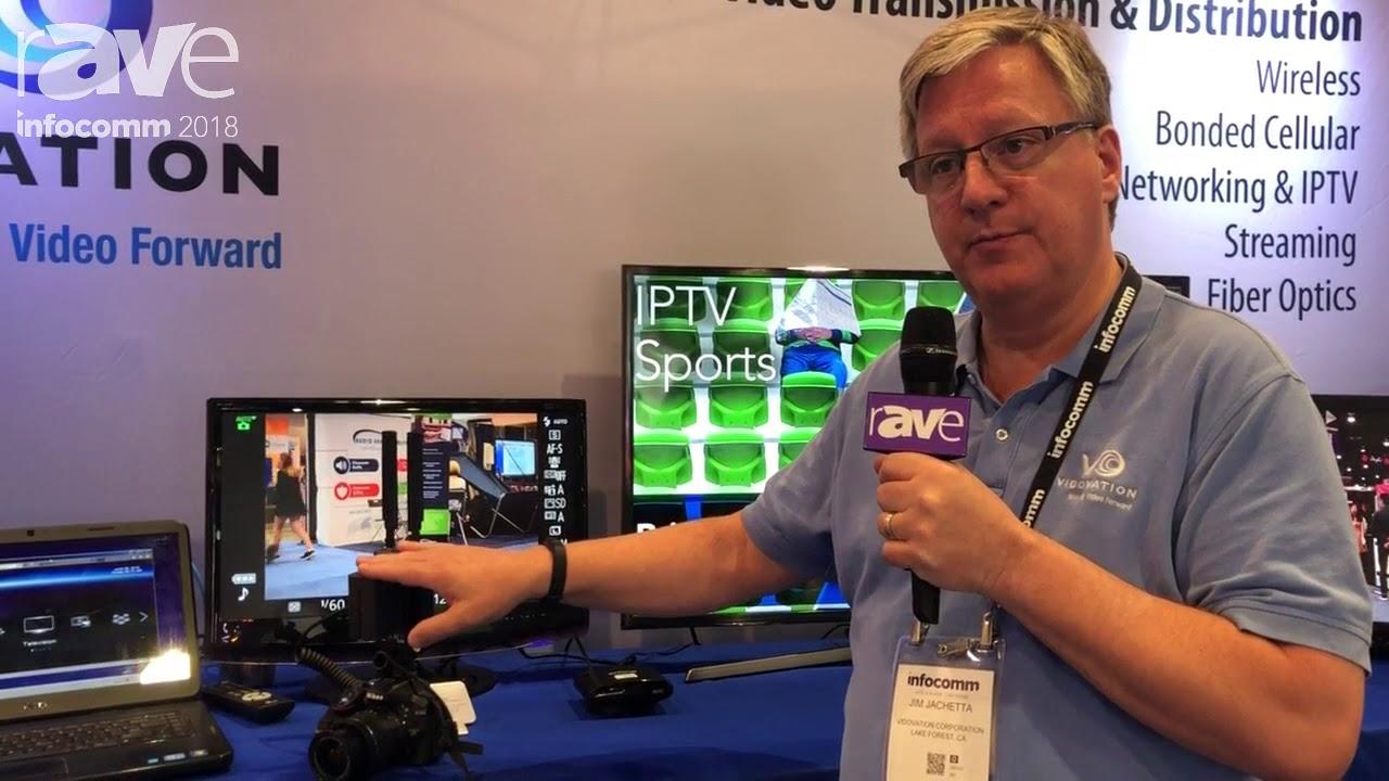 InfoComm 2018: VidOvation Intros VidOlink Reacher 3000-Foot, Zero-Latency  Wireless HD-SDI HDMI Link