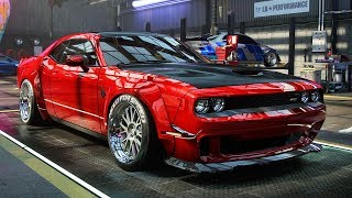 1,400HP DODGE CHALLENGER - Need for Speed: Heat Part 29