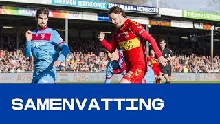 HIGHLIGHTS | Go Ahead Eagles - FC Twente