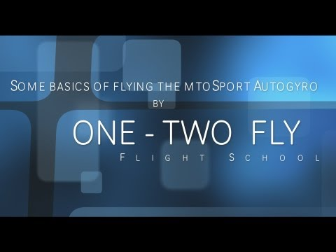 One-Two Fly Flight School Educational Series 2013 part 1