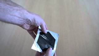 Mirror black Vantablack