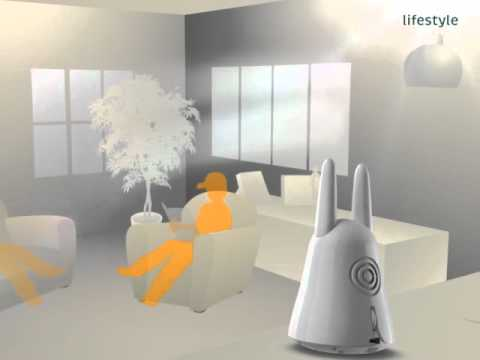Nabaztag/Tag WiFi Smart Rabbit – The Gadgeteer