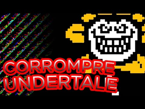 UNDERTALE GLITCHED !